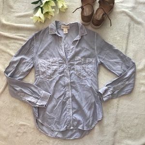 Anthropologie Cloth & Stone top